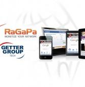 גטר טק תפיץ את מוצרי RaGaPa העוסקת בתחום הפרסום באמצעות רשתות Wi-Fi