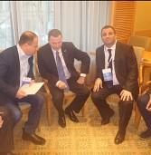 """יו""""ר הכנסת: """"אסייע לקידום שיתוף הפעולה הטכנולוגי בין ישראל לאוקראינה"""""""