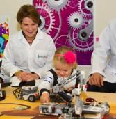 תכנות, הנדסה ורובוטיקה כבר בגיל הרך