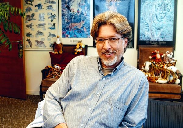 """רון ווליכמן, מנכ""""ל בינת סמך מקבוצת רד בינת. צילום: פלי הנמר"""