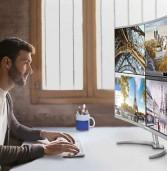 פיליפס משיקה את מסך המחשב הקעור הגדול בעולם: 40 אינץ' 4K