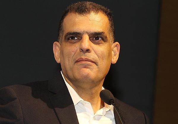 אלון בן צור, מנכ''ל בינת תקשורת ומחשבים. צילום: ניב קנטור