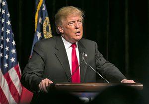 """נשיא ארה""""ב, דונלד טראמפ. צילום: BigStock"""