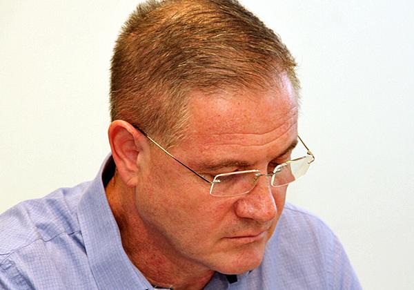 רן בורנשטיין, סגן נשיא ומנהל מחקר בתחום הרפואי ב-3D Systems. צילום: יניב פאר