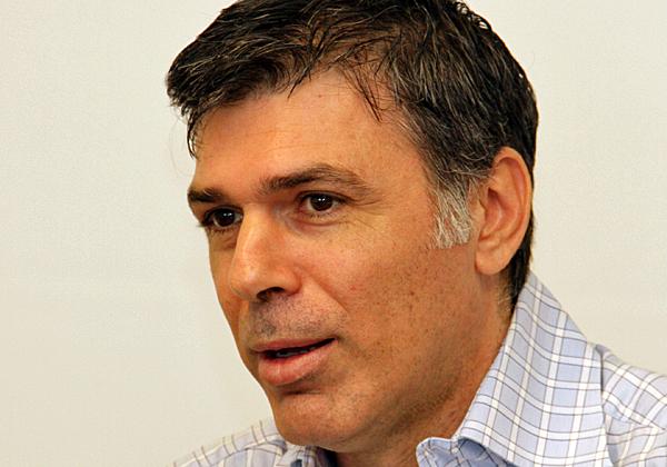 """דרור דוידוף, מייסד משותף ומנכ""""ל Aqua. צילום: יניב פאר"""