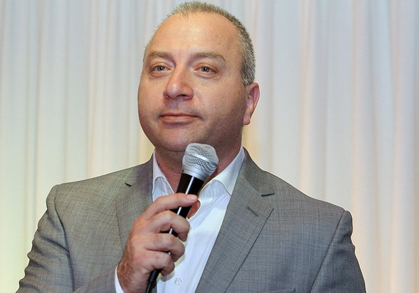 חנן אלטיף, מנהל שותפים ב-Infinidat. צילום: ניב קנטור