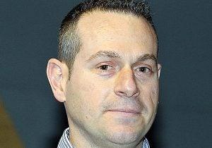 ארז מטולה, מומחה אבטחת אפליקציות ב-AppSec. צילום: ניב קנטור