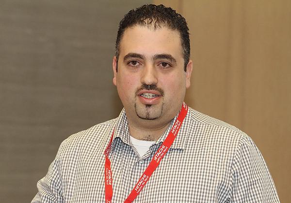 נתי נחמיאס, סמנכ''ל טכנולוגיות Xact מבית One1. צילום: ניב קנטור