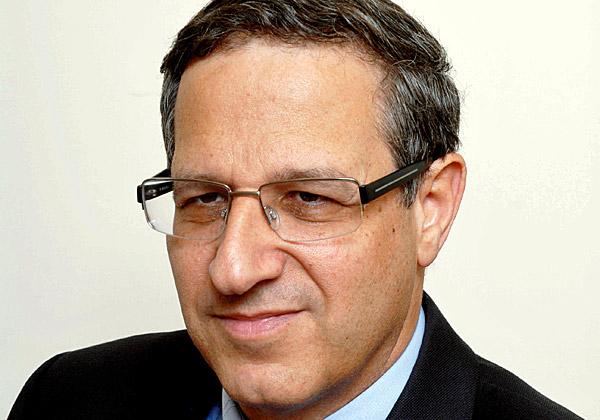 אמנון בק, חבר חדש בדירקטוריון בנק אגוד. צילום: תמר מצפי