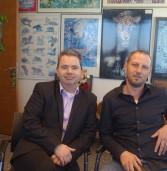 באו לבקר במאורת הנמר: דוד פלדמן ואבי ברק, Cybonet