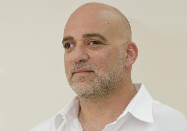 """דוד סתיו, סמנכ""""ל טכנולוגיות, אוניברסיטת תל אביב. צילום: מיכל בן עמי"""