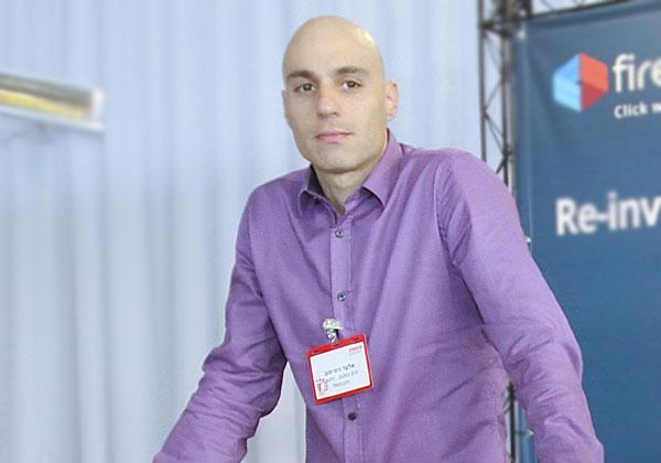 """אלעד ניסימוב, מנהל מכירות בחטיבת התוכנה, תים. צילום: יח""""צ"""
