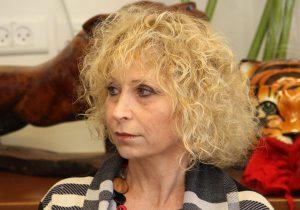רותי קורצברג, מנהלת אגף טכנולוגיות מידע בקופת חולים מאוחדת. צילום: יניב פאר