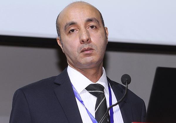 עבדל מג'יד זעיר, מנהל ERP לאזור המזרח התיכון ואפריקה במיקרוסופט. צילום: ניב קנטור