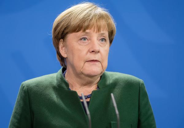 גם היא הייתה קורבן לפריצה. אנגלה מרקל, קנצלרית גרמניה. צילום: palinchak/BigStock