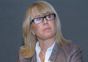 פרופ' עדינה שמיר, ראשת המגמה לחינוך מיוחד ומנהלת המכון לטכנולוגיה בחינוך המיוחד באוניברסיטת בר אילן. צילום: ניב קנטור