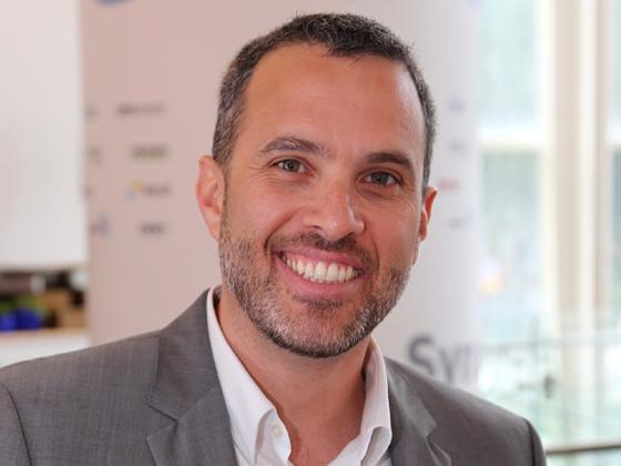 אורי ברגמן, מנכ''ל HPE ישראל. צילום: סיון פרג'