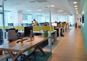 מרכז הפיתוח של פאנדבוקס בתל אביב. צילום: עוזי פורת