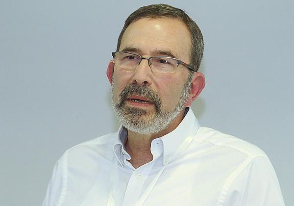 פרופ' גדי אריאב מהפקולטה לניהול על שם קולר באוניברסיטת תל אביב. צילום: ניב קנטור