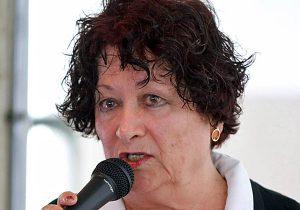 חדוה גולדאפל, מנהלת פרויקט סאפ BPC במשטרת ישראל. צילום: שאולי לנדנר