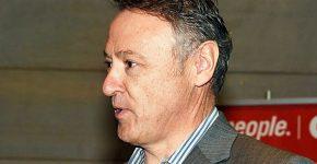 סטיפן גרין, מנהל הטכנולוגיות הראשי של Dimension Data לאזור EMEA. צילום: פלי הנמר