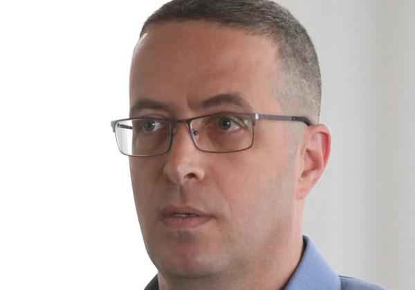 """גיא דנציג, המשנה למנכ""""ל נס. צילום: שאולי לנדנר"""