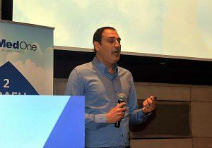 """אלי מטרה, סמנכ""""ל השיווק והמכירות של MedOne. צילום: פלי הנמר"""