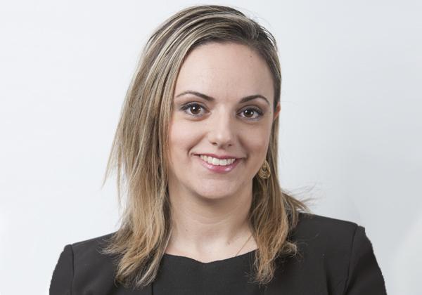 """נתנאלה עמיר, מנהלת תחום SMB ב-BICS. צילום: יח""""צ"""