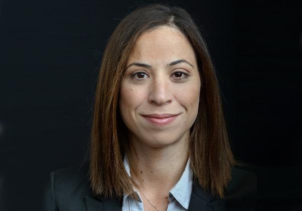 """נורית הורוביץ, מנהלת חטיבת התוכנה במלם תים. צילום: יח""""צ"""