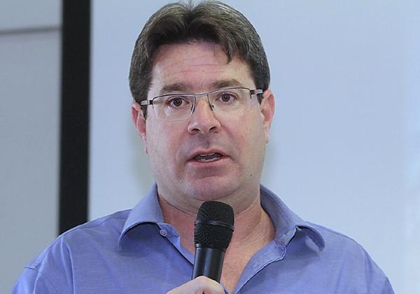 שר המדע והטכנולוגיה, אופיר אקוניס. צילום: ניב קנטור