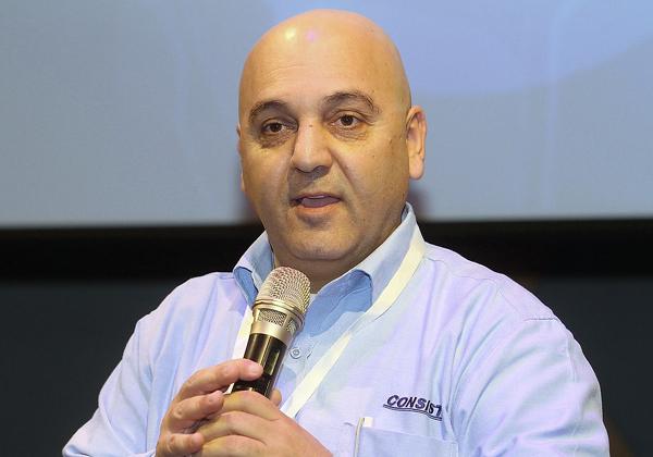 שמעון עמית, מנהל הפיתוח העסקי של PB Digital. צילום: ניב קנטור