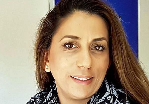 """טליה צרפתי-סטריט, מנהלת מגזר התעשיות הביטחוניות ב-תים. צילום: יח""""צ"""