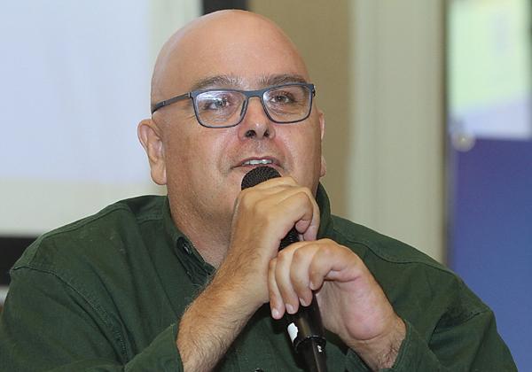 יובל וגנר, יו''ר עמותת  נגישות לישראל. צילום: ניב קנטור