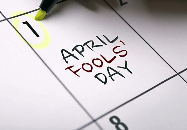 ה-1 באפריל: יום מצחיק ומשוגע - גם ברשת. אילוסטרציה: BigStock