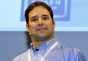 """עומר ברוקשטיין, סמנכ""""ל טכני ופיתוח עסקי של Crestron ישראל. צילום: ניב קנטור"""