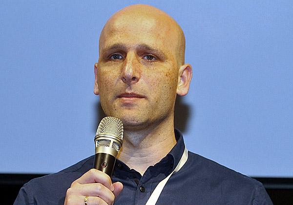אסף אבן, מומחה לתחום טכנולוגיית AV במיקרוסופט ישראל. צילום: ניב קנטור