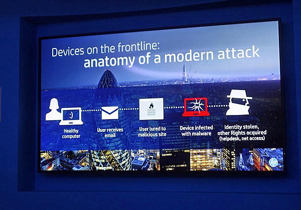 ההאקרים חודרים גם למדפסות - שמהוות מחשבים לכל דבר. צילום: פלי הנמר
