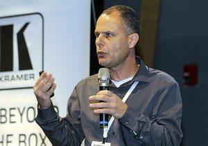 רפי שאלתיאל, מנהל קבוצת השילוביות בסיסקו ישראל. צילום: ניב קנטור