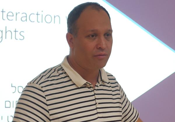 טמיר קסל, מנהל תחום Dynamics 365, מיקרוסופט ישראל. צילום: פלי הנמר