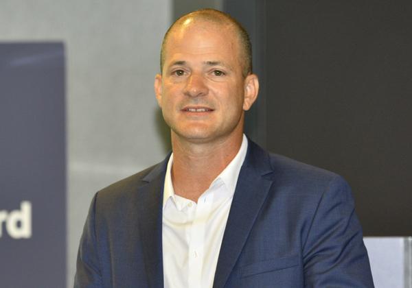 אריאל סלפטר, מנהל אגף התוכנה ב-HPE ישראל. צילום: נדב כהן יהונתן
