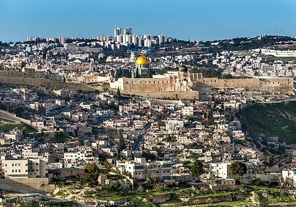 ירושלים. צילום: BigStock