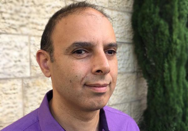 """בועז רפאלי, מנהל ההנדסה של טלפוניקה. צילום: יח""""צ"""