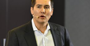 """כריס שו, מנכ""""ל מיקרו פוקוס המתפוטר. צילום: נדב כהן יהונתן"""