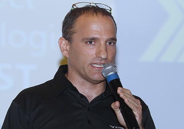 ערן פרידלר, מנהל פיתוח, Everysight. צילום: ניב קנטור