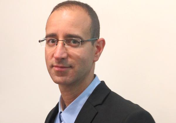 """גיל טמיר, סמנכ""""ל מערכות מידע ב-AIG. צילום: יח""""צ"""