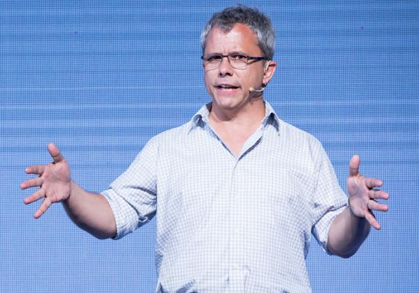 גרג דמישלי, מנהל חטיבת המוצרים ב-Google Cloud. צילום: תומר פולטין