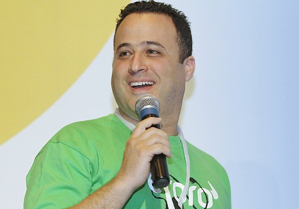 ישראל קלוש, סמנכ''ל פיתוח, eToro. צילום: ניב קנטור