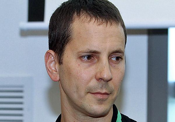שחר מרקוביץ', מנהל הדיגיטל הראשי של בנק הפועלים. צילום: ניב קנטור