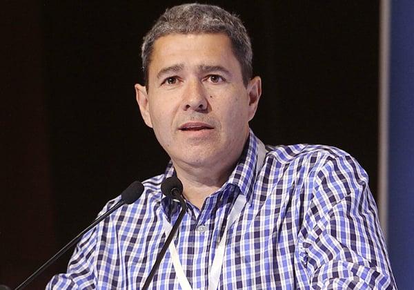 מוטי גוטמן, מנכ''ל מטריקס. צילום: ניב קנטור