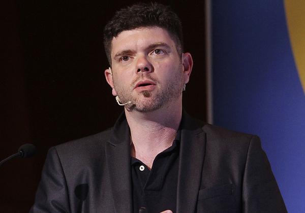 ניר חינסקי, מנהל בכיר בספוטאינסט. צילום: ניב קנטור